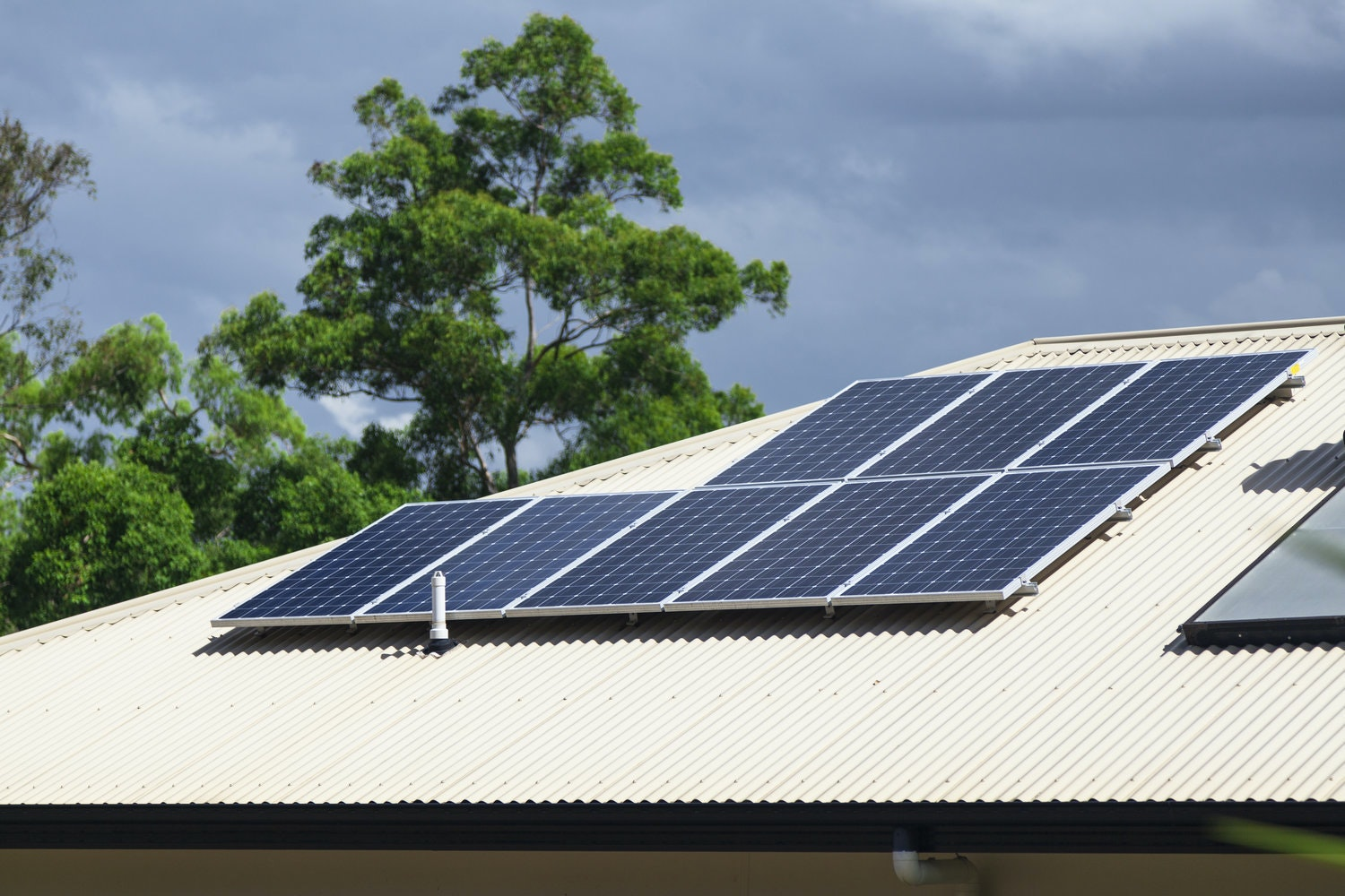 University Of Melbourne Sustainability Solar Panels