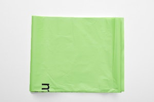 Green compostable liner